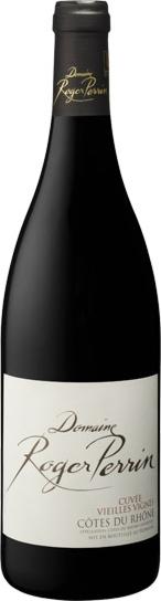Produktbild på Côtes du Rhône Villages Cuvée Vieilles Vignes