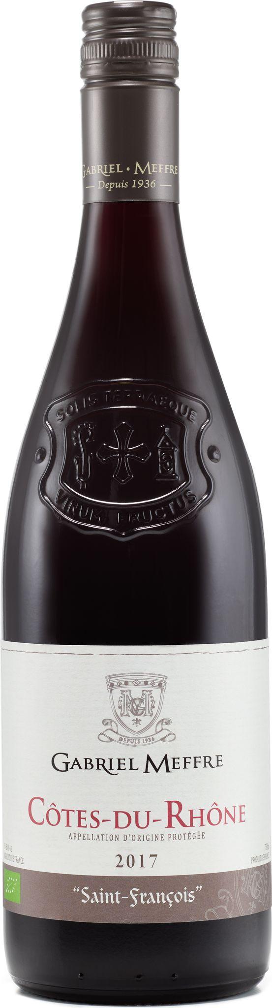 Produktbild på Côtes-du-Rhône