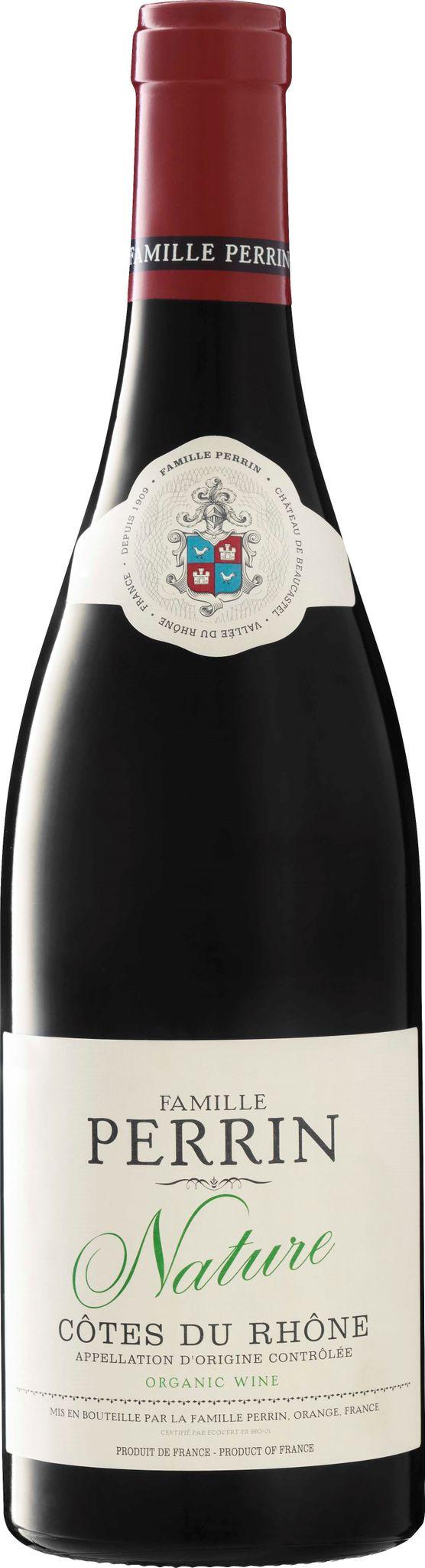 Produktbild på Côtes du Rhône Nature