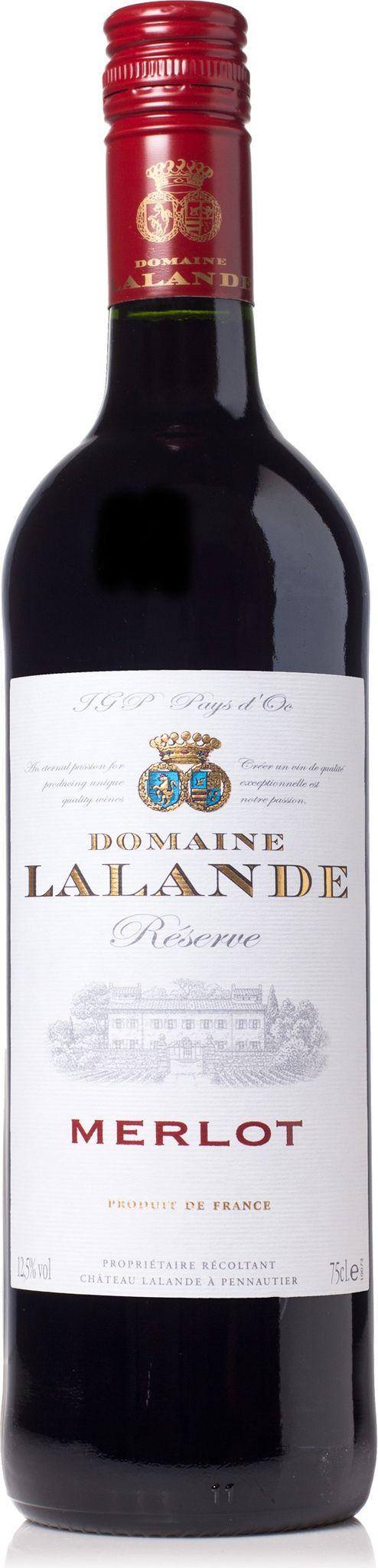 Produktbild på Domaine Lalande Réserve