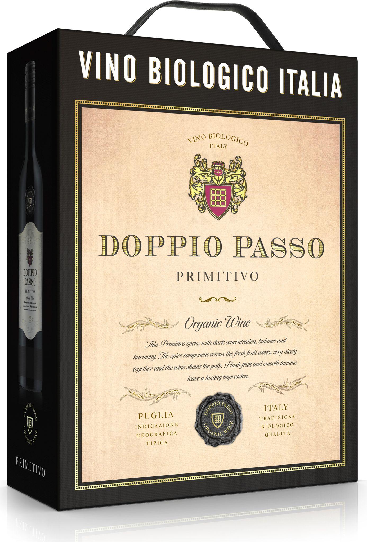 Produktbild på Doppio Passo