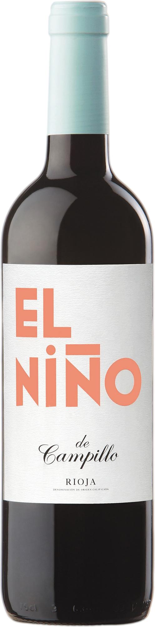 Produktbild på El Niño de Campillo