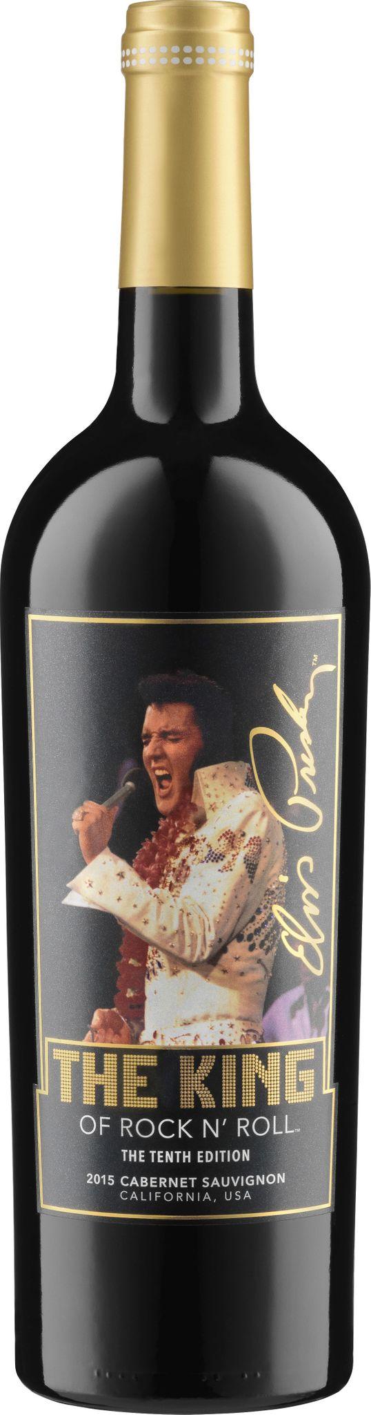 Produktbild på Elvis The King
