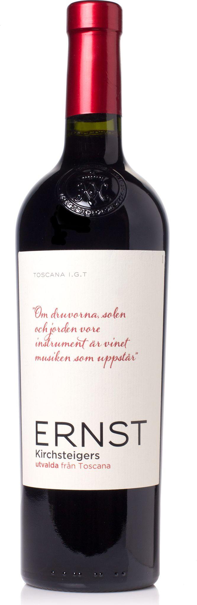 Produktbild på Ernst Utvalda Från Toscana