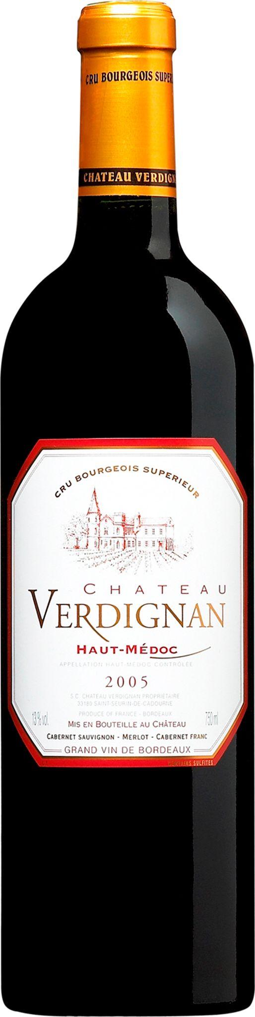 Produktbild på Château Verdignan